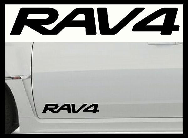 Toyota Rav4 Car Body Decals 18922 P Jpg